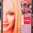 Raise Your Voice movie poster — Stock Photo