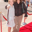 Постер, плакат: Emma Roberts and mom Kelly