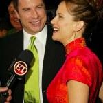 ������, ������: John Travolta and Kelly Preston