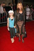 Rosanna Arquette and Daughter Zoe — Stock Photo