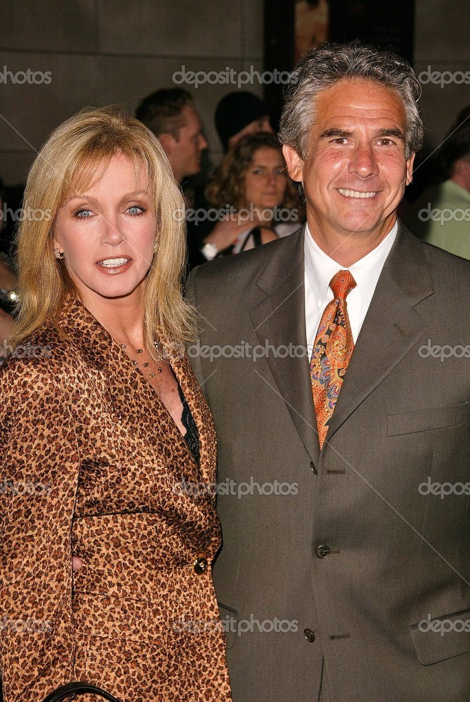 Donna Mills and Husband – Stock Editorial Photo © s_bukley ...