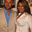 Stock Photo: Cris Judd and Traci Bingham