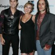 Постер, плакат: Perry Farrell wife Etty and David Moscowitz