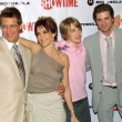 Постер, плакат: Robert Gant Michelle Clunie Harris Allan and Gale Harold
