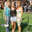 Jodie Sweetin, Candace Cameron Bure and Lori Loughlin — Stock Photo