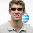 Michael Phelps — 图库照片