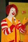 Ronald McDonald — Stock Photo