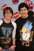 Drake Bell and Josh Peck — Stock Photo
