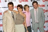 Robert Gant, Michelle Clunie, Harris Allan and Gale Harold — Stock Photo