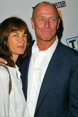 Amanda Pays and Corbin Bernsen — Stock Photo