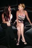 Jennifer Dulin and Alana Curry — Stock Photo