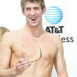 Michael Phelps — Foto de Stock