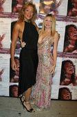 Elise Neal and EG Daily — Stock Photo