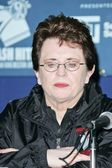 Billie Jean King — Stock Photo