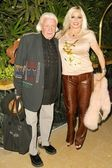 Skip E. Lowe and Mamie Van Doren — Stock Photo