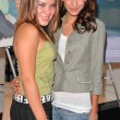 Asia Smith and Christel Khalil — Stock Photo