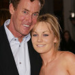 Stock Photo: John C. McGinley and wife