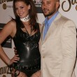 Stock Photo: Cris Judd and Sauzmodel