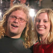 Michael Teutul and Ynez — Stock Photo