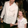 Charles Shaughnessy and daughter Madeline — Stock Photo