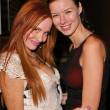 Phoebe Price and Andrea Harrison — Stock Photo