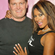 Traci Bingham and John Edward Yarbrough — Stock Photo #17318505