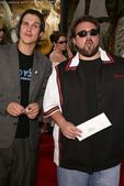 Jason Mewes and Kevin Smith — Stock Photo