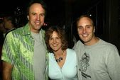 Kevin Nealon, Carol Leifer and Jay Mohr — Stock Photo