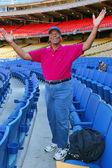 Ernie Banks — Stock Photo