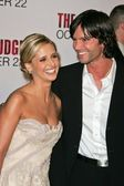 Sarah Michelle Gellar and Jason Behr — Stock Photo