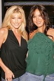Brande Roderick and Stacy Kamano — Stock Photo
