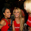 Lucy Thai, Teagan Presley and Missy Monroe — Stock Photo