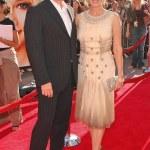 Tom Hanks and Rita Wilson — Stock Photo #17323251