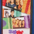 Sleepover movie poster — Stock Photo