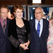 Stockfoto: Ralph Fiennes and Lynn Redgrave with James Ivory and NatashRichardson
