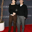 Jeffrey Katzenberg and friend — ストック写真