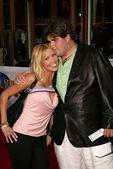 Dalene Kurtis and Jason Davis — Stock Photo