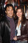 Paolo Mastropietro and Jill Hennessy — Stockfoto