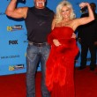 Постер, плакат: Hulk Hogan and Linda Hogan