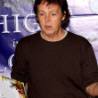 Paul McCartney In Store Appearance - Stock Photo