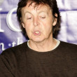 Stock Photo: Paul McCartney In Store Appearance