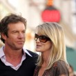 Dennis Quaid Walk of Fame Ceremony - Stock Photo