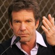 Dennis Quaid Walk of Fame Ceremony — Stock Photo