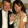 Tate Donovan and Corinne Kingsbury — Stock Photo