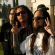 Korn Press Conference - Stock Photo