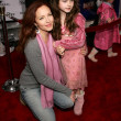 Постер, плакат: Amy Yasbeck and Daughter