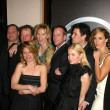 Постер, плакат: 24 Cast at the 24 100th Episode Party