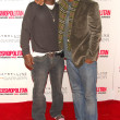 Stock Photo: Nashawn Kearse and Mehcad Brooks at CosmopolitFun Fearless Male Awards. Day After, Hollywood, C02-13-06