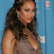 Tyra Banks at the 37th Annual NAACP Image Awards. Shrine Auditorium, Los Angeles, CA. 02-25-06 - Stock Photo