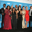 Постер, плакат: Cast of Greys Anatomy at the 37th Annual NAACP Image Awards Shrine Auditorium Los Angeles CA 02 25 06